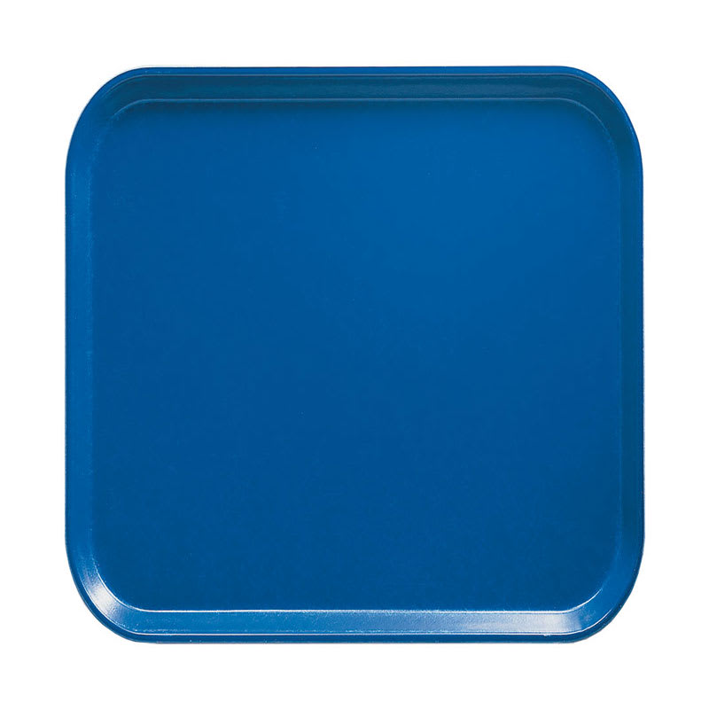 Cambro 1313123 33cm Square Serving Camtray - Amazon Blue