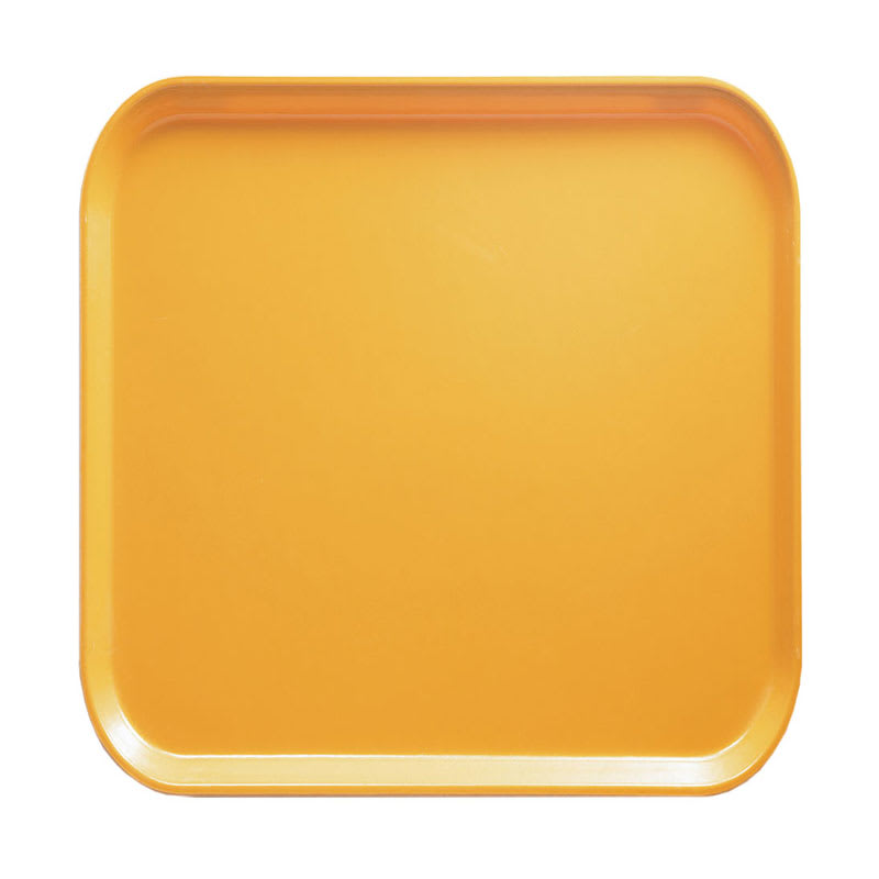 Cambro 1313171 33cm Square Serving Camtray - Tuscan Gold