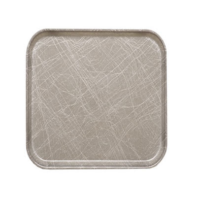 Cambro 1313215 33cm Square Serving Camtray - Abstract Gray