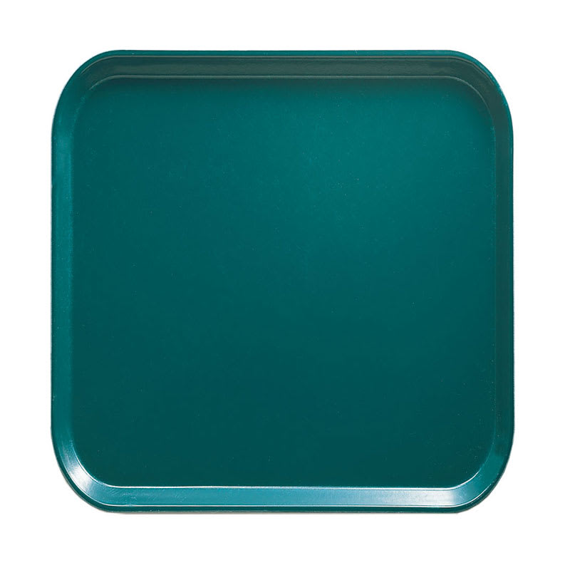 Cambro 1313414 33cm Square Serving Camtray - Teal