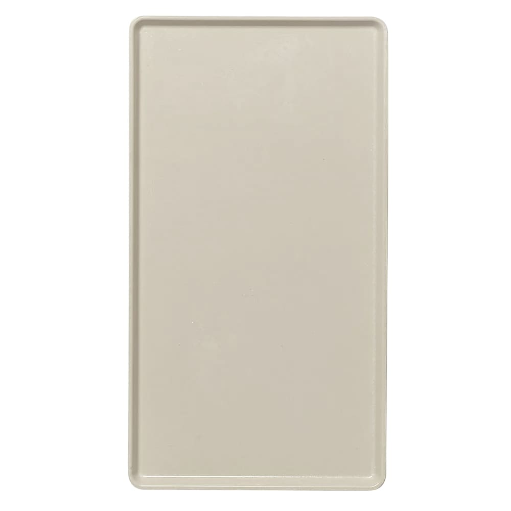 """Cambro 1520D538 Rectangular Dietary Tray - For Patient Feeding, 15x20-3/16"""" Cottage White"""