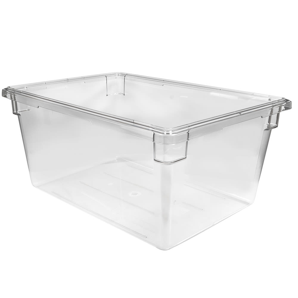 Cambro 182612CW135 17 gal Camwear Food Storage Container - Clear