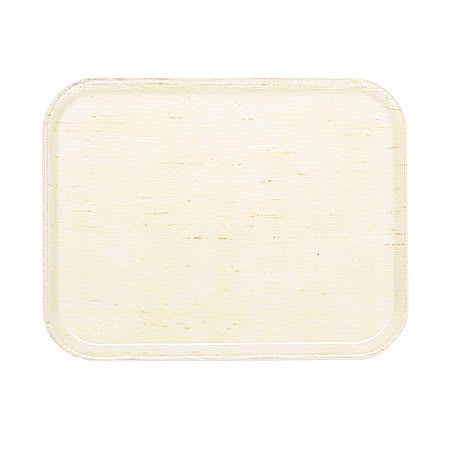 "Cambro 1826203 Rectangular Camtray - 18x25-3/4"" Decorator Grass Mat"