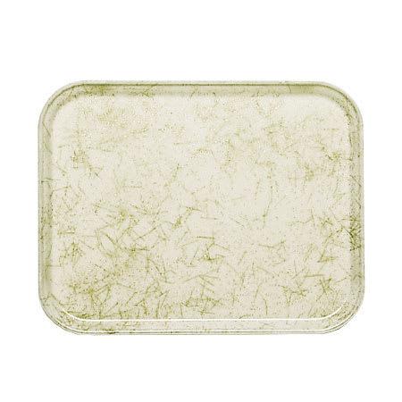 "Cambro 1826526 Rectangular Camtray - 18x25-3/4"" Galaxy Antique Parchment Gold"