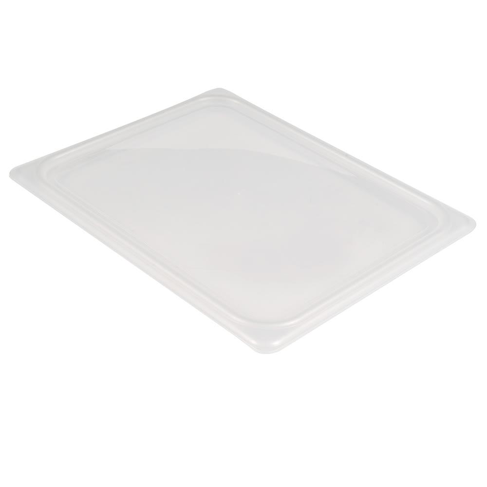 Cambro 20PPCWSC190 Half-Size Food Pan Seal Cover - Plastic, Translucent