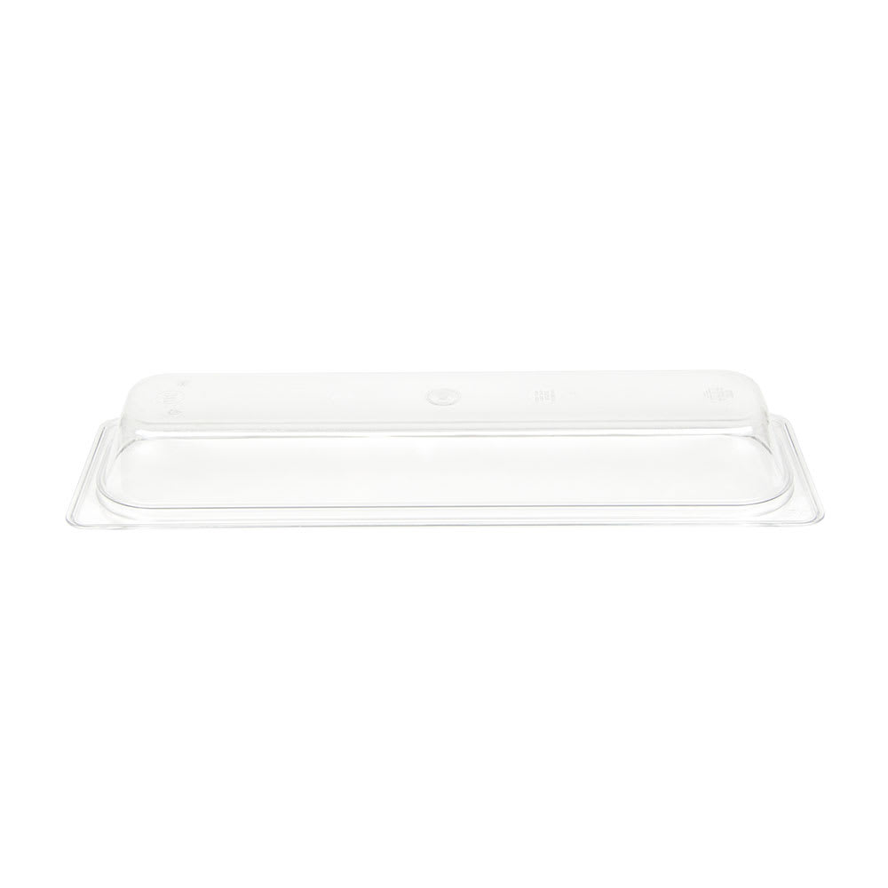 "Cambro 22LPCW135 Camwear Food Pan - Half Size Long, 2-1/2""D Clear"