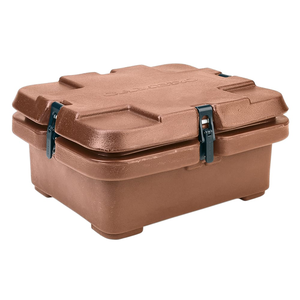 Cambro 240MPC157 Camcarrier® Insulated Food Carrier - 6.3 qt w/ (1) Pan Capacity, Beige