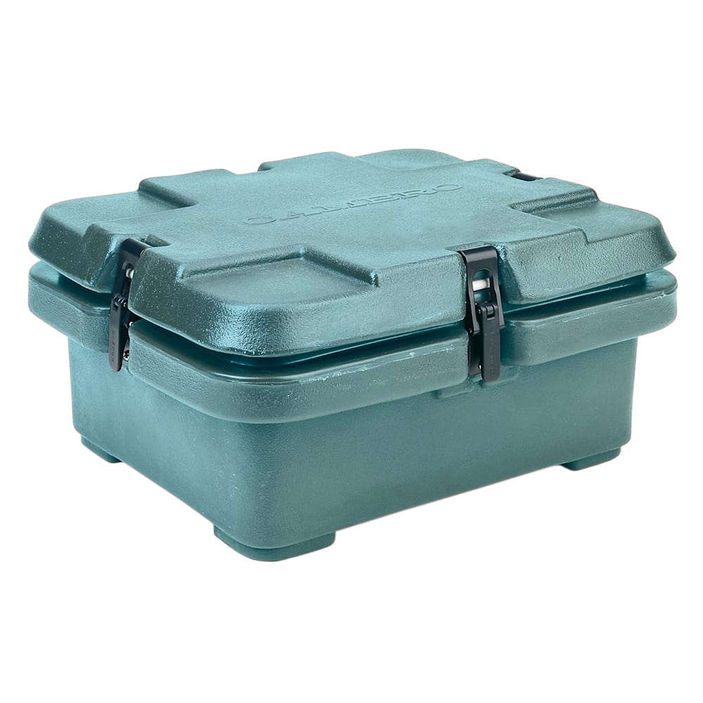 Cambro 240MPC401 Camcarrier Food Pan Carrier - (1)Half Size Pan, Slate Blue