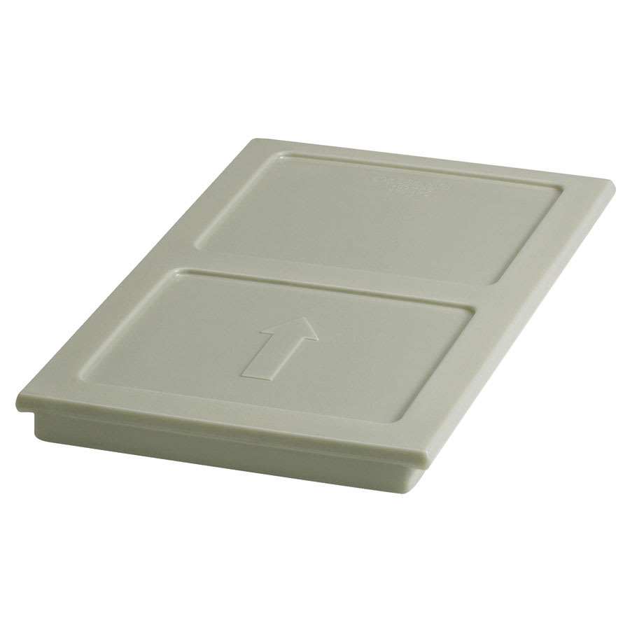 "Cambro 400DIV180 ThermoBarrier Insulated Shelf - 21 1/4x13x1 1/2"" Gray"