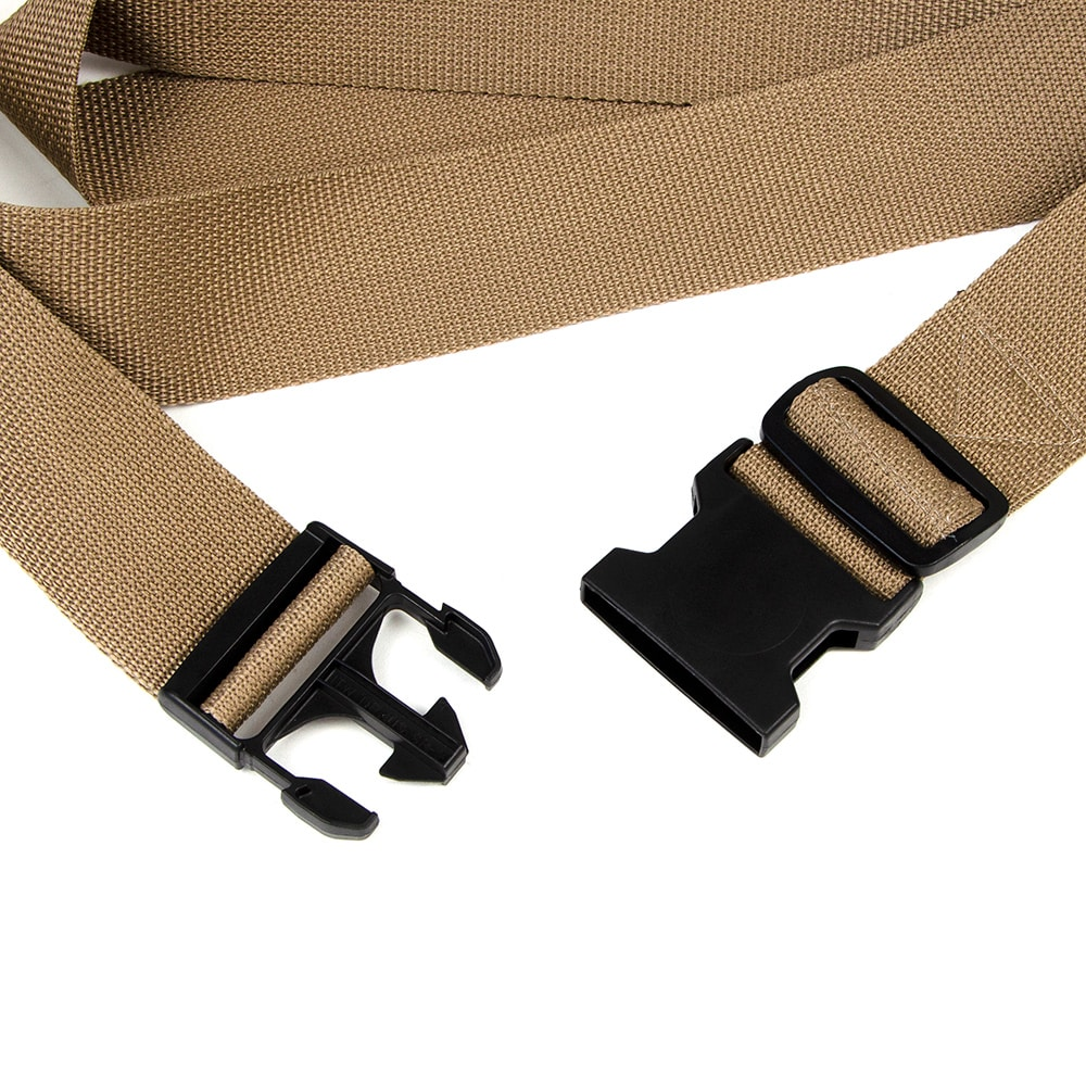 "Cambro 400STP000 150"" Strap to Secure (2) CamCarriers, Beige"