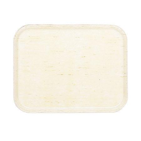 """Cambro 46203 Rectangular Camtray - 4-1/4 x 6"""" Decorator Grass Mat"""