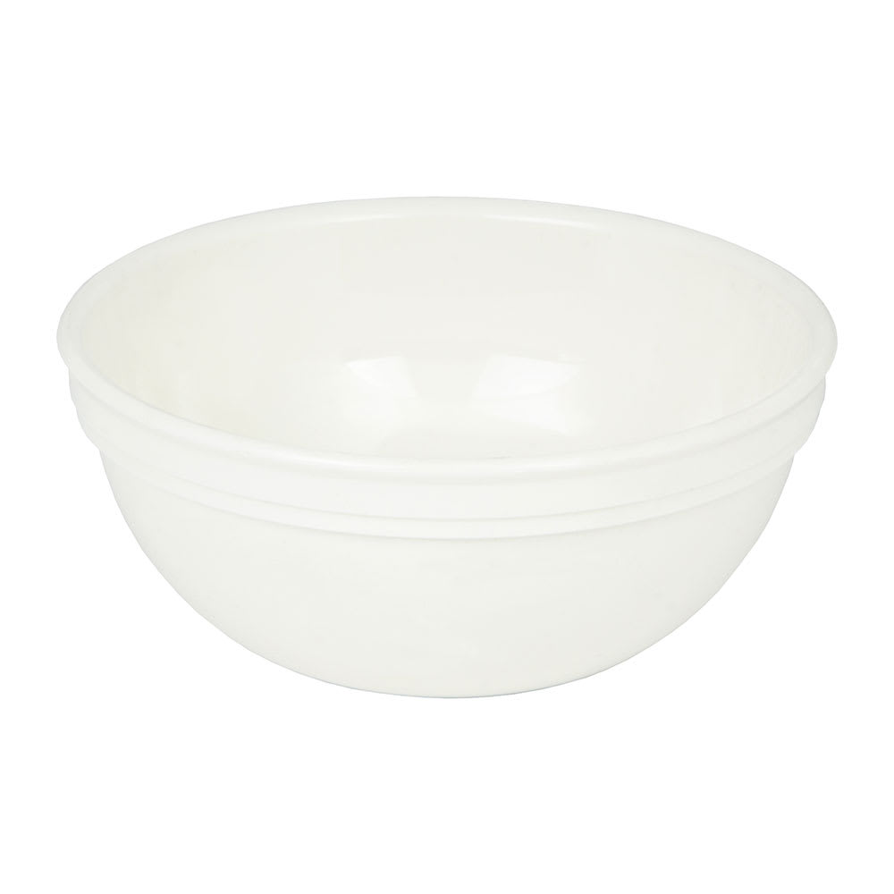 Cambro 50CW148 15.3 oz Camwear Nappie Bowl - White