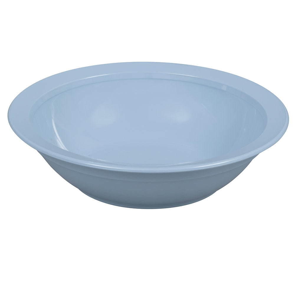 Cambro 60CW401 10.9 oz Camwear Grapefruit Bowl - Slate Blue