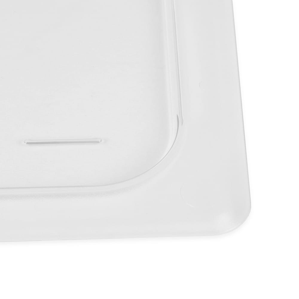Cambro 60CWC135 1/6 Size Food Pan Cover, Polycarbonate, Clear