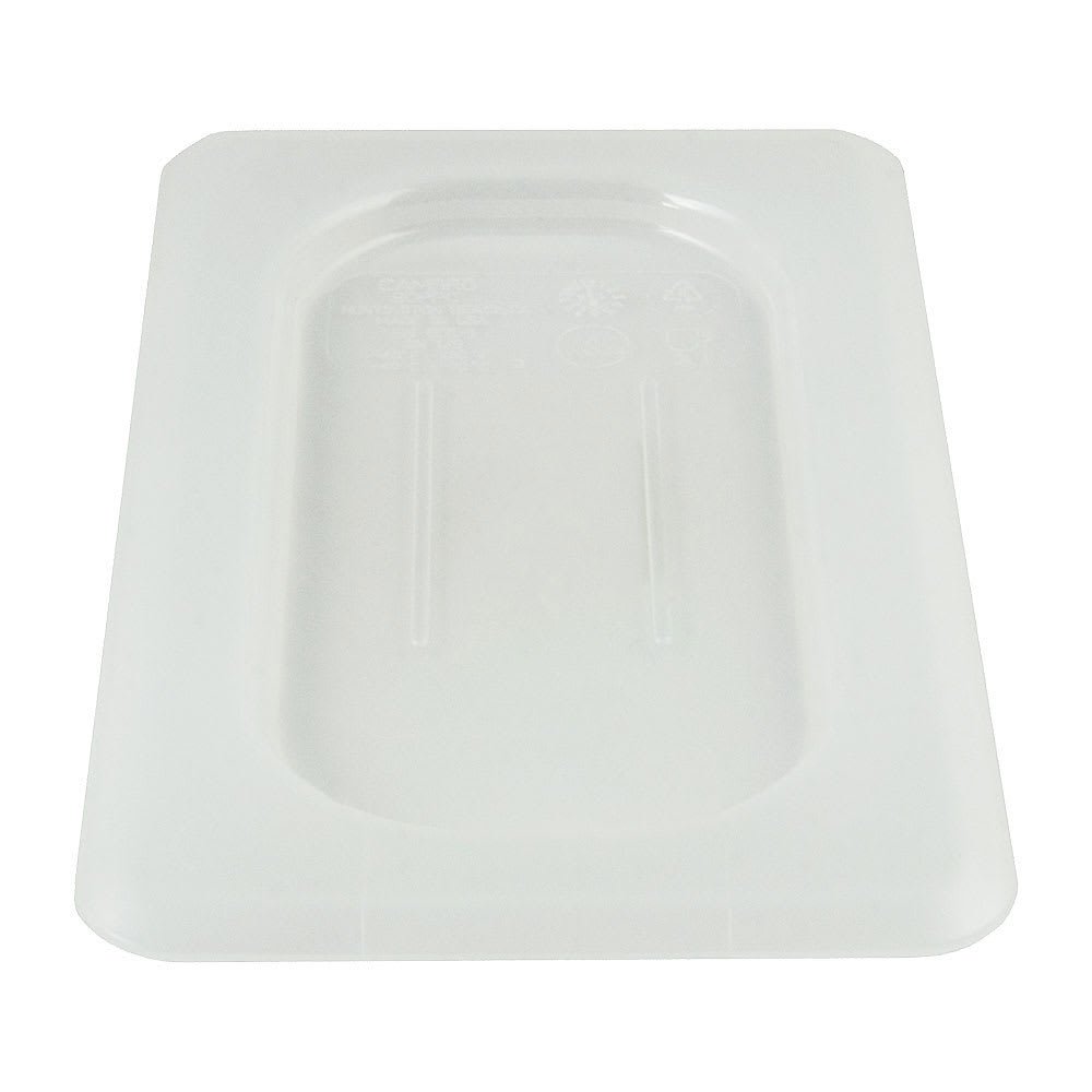 Cambro 90PPC190 Food Pan Cover - 1/9 Size, Flat, Translucent