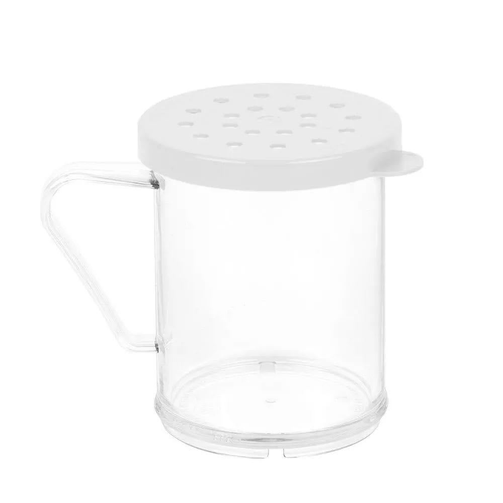 Cambro 96SKRC135 10-oz Cheese Shaker/Dredge, Clear