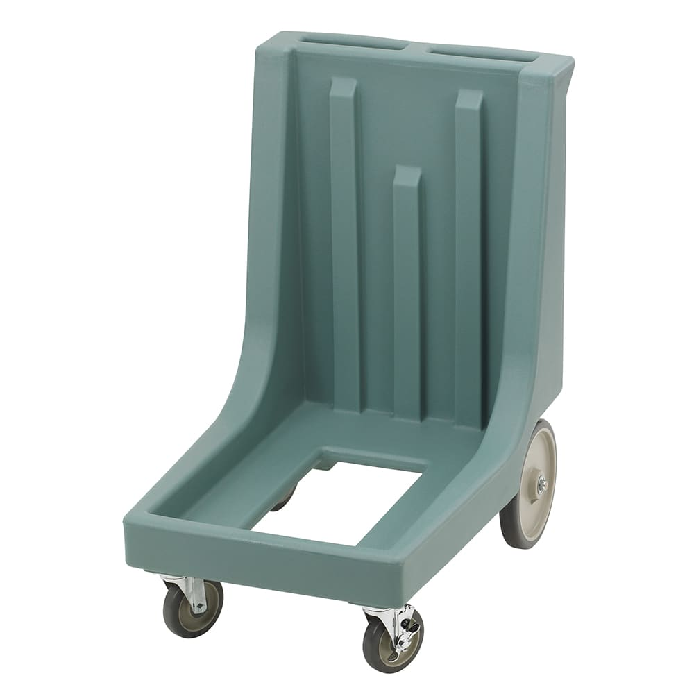 Cambro CD100HB401 Camdolly® for Camtainers® w/ 350-lb Capacity, Slate Blue