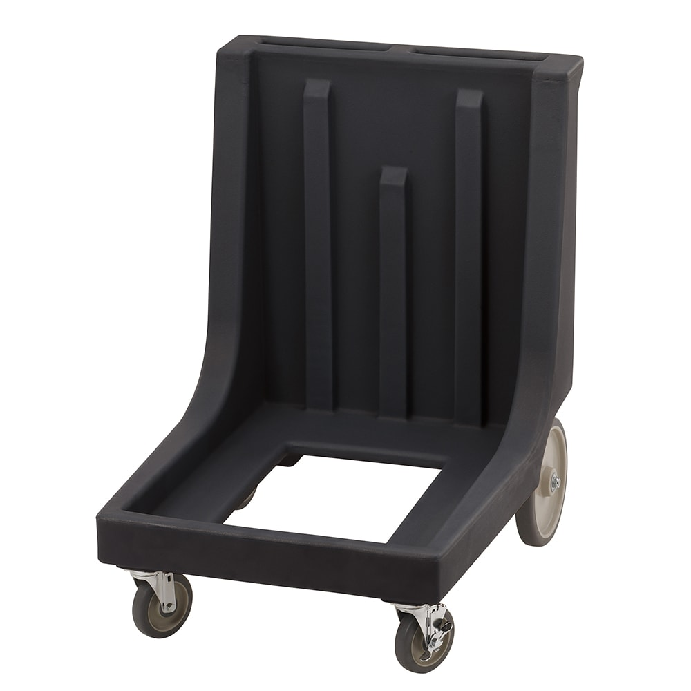 Cambro CD1826MTCHB110 Camdolly® for Camcarrier® 1826MTC w/ 350-lb Capacity, Black