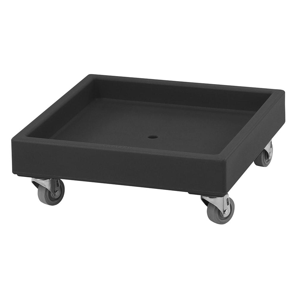 Cambro CD2020110 Camdolly® for Camracks® Dish Racks w/ 300 lb Capacity, Black