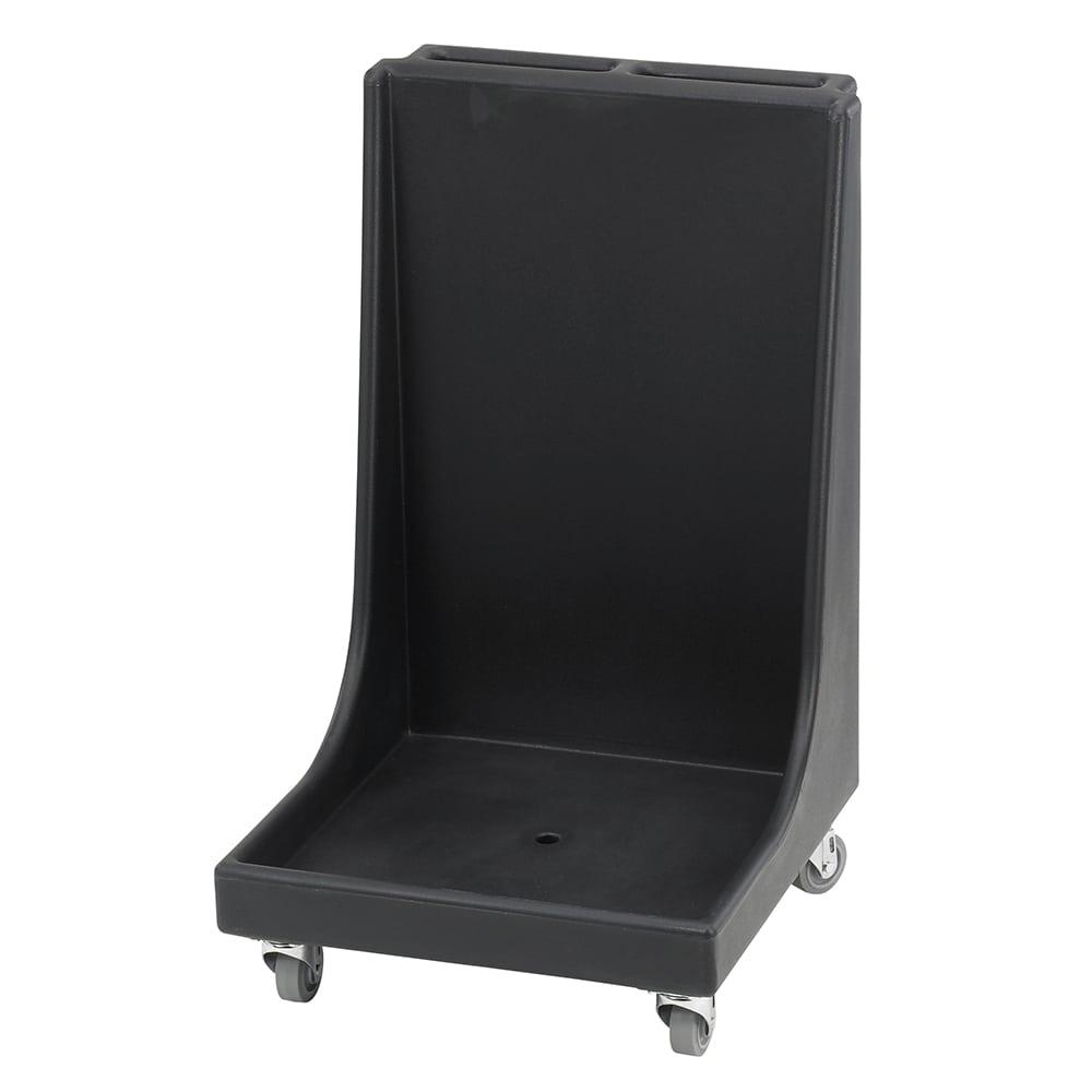 Cambro CD2020H110 Camdolly® for Camracks® Dish Racks w/ 350 lb Capacity, Black