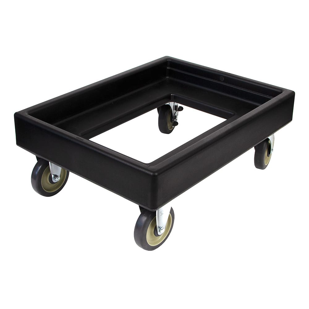 Cambro CD300110 Camdolly® for Camcarriers® w/ 350-lb Capacity, Black