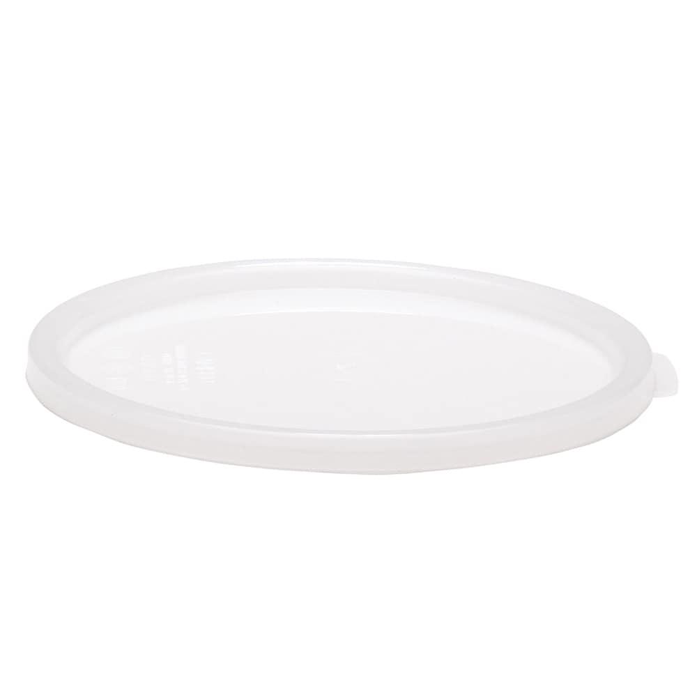 Cambro CFRSC18148 ColdFest Crock Cover - Seal, White