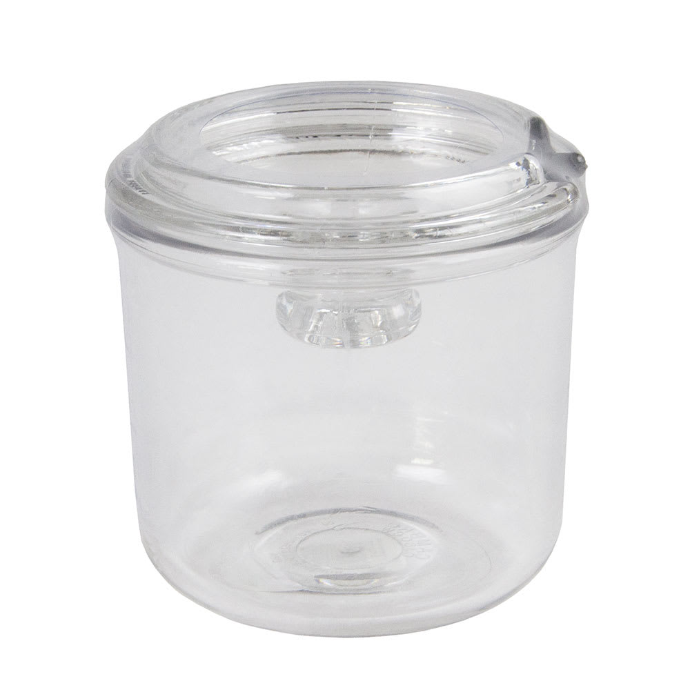 Cambro CJ80CW135 8 oz Condiment Jar - Clear