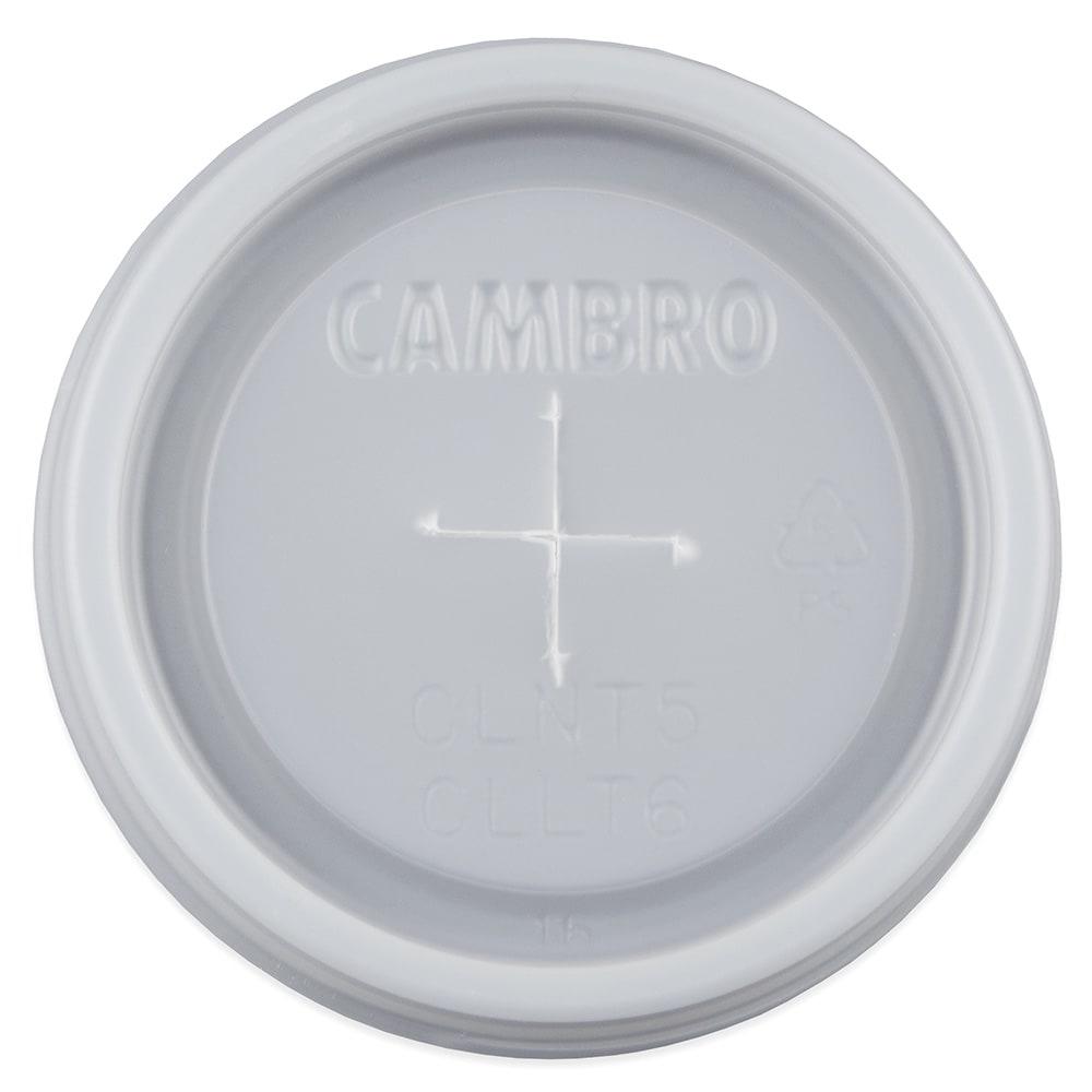 Cambro CLLT6-190 Laguna Tumbler Disposable Lids - (LT6)