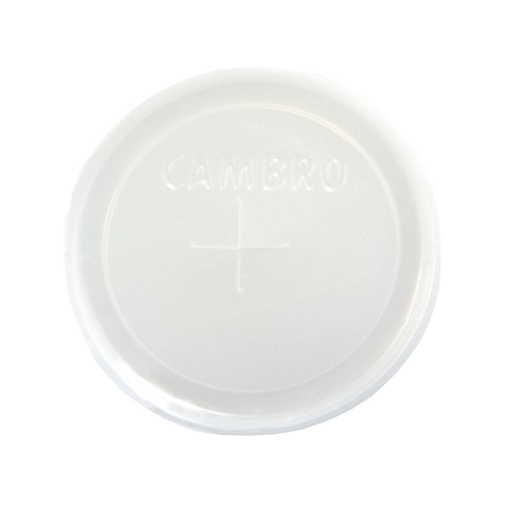 Cambro CLNT8-190 Newport Tumbler Disposable Lids - (NT8)
