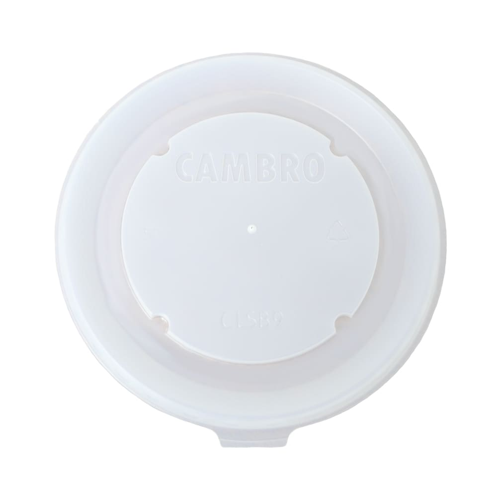 Cambro CLSB9190 Disposable CamLids - Large (MDSB9)
