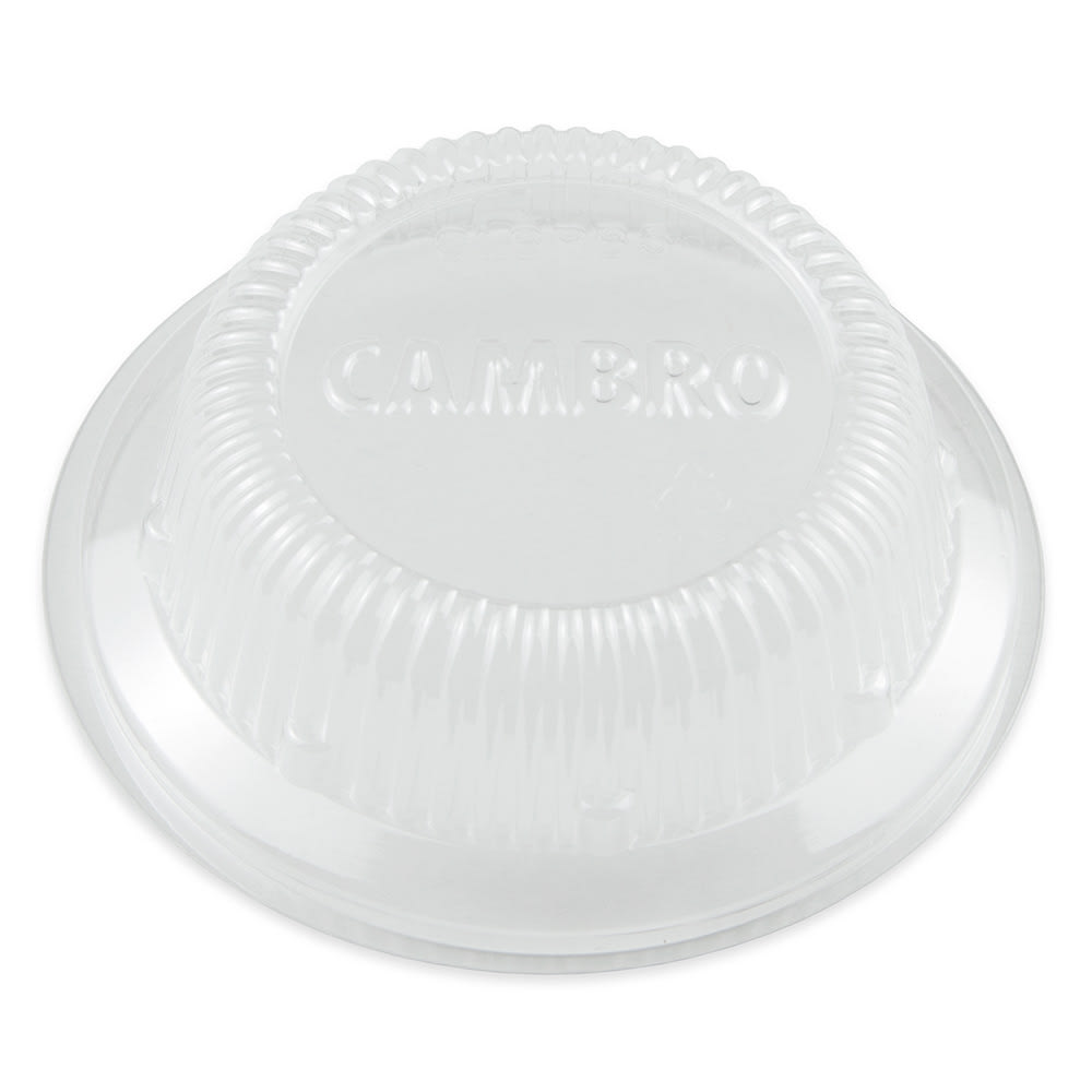 Cambro CLSRB5152 Camwear Disposable Lid - (SRB5CW)