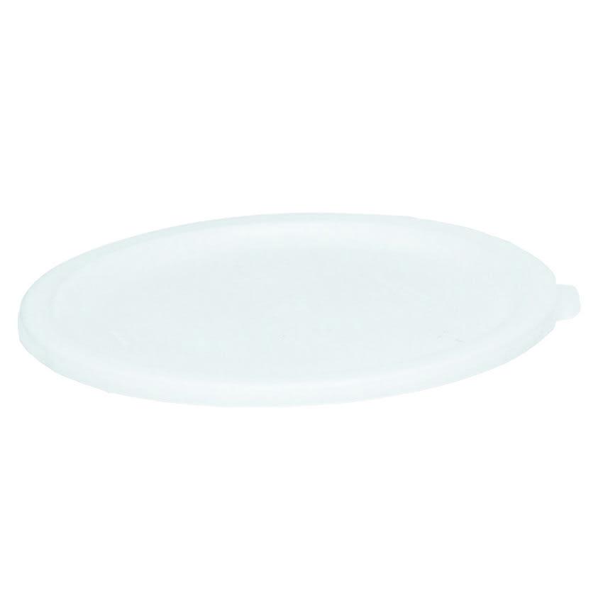 Cambro CPL12148 Snap-On Crock Cover - (CP12)White