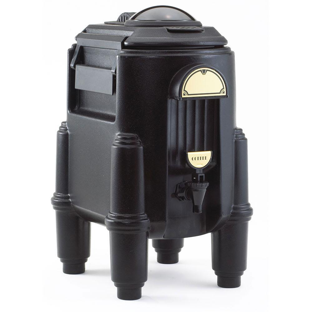 "Cambro CSR5110 5-gal Hot/Cold Camserver - 28x18-1/4x13-1/4"" Black"
