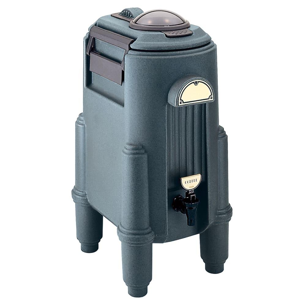 """Cambro CSR5191 5 gal Hot/Cold Camserver - 28x18 1/4x13 1/4"""" Granite Gray"""