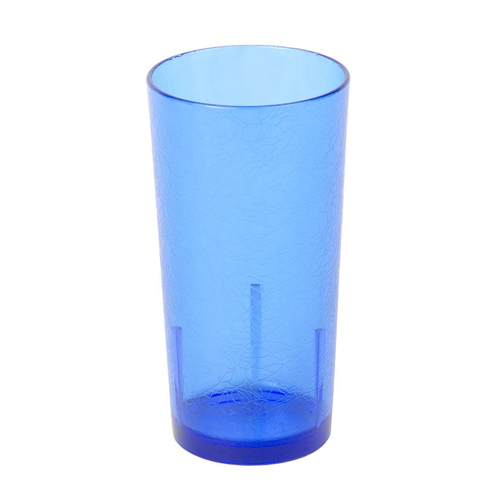 Cambro D24608 24 oz Del Mar Tumbler - Sapphire Blue
