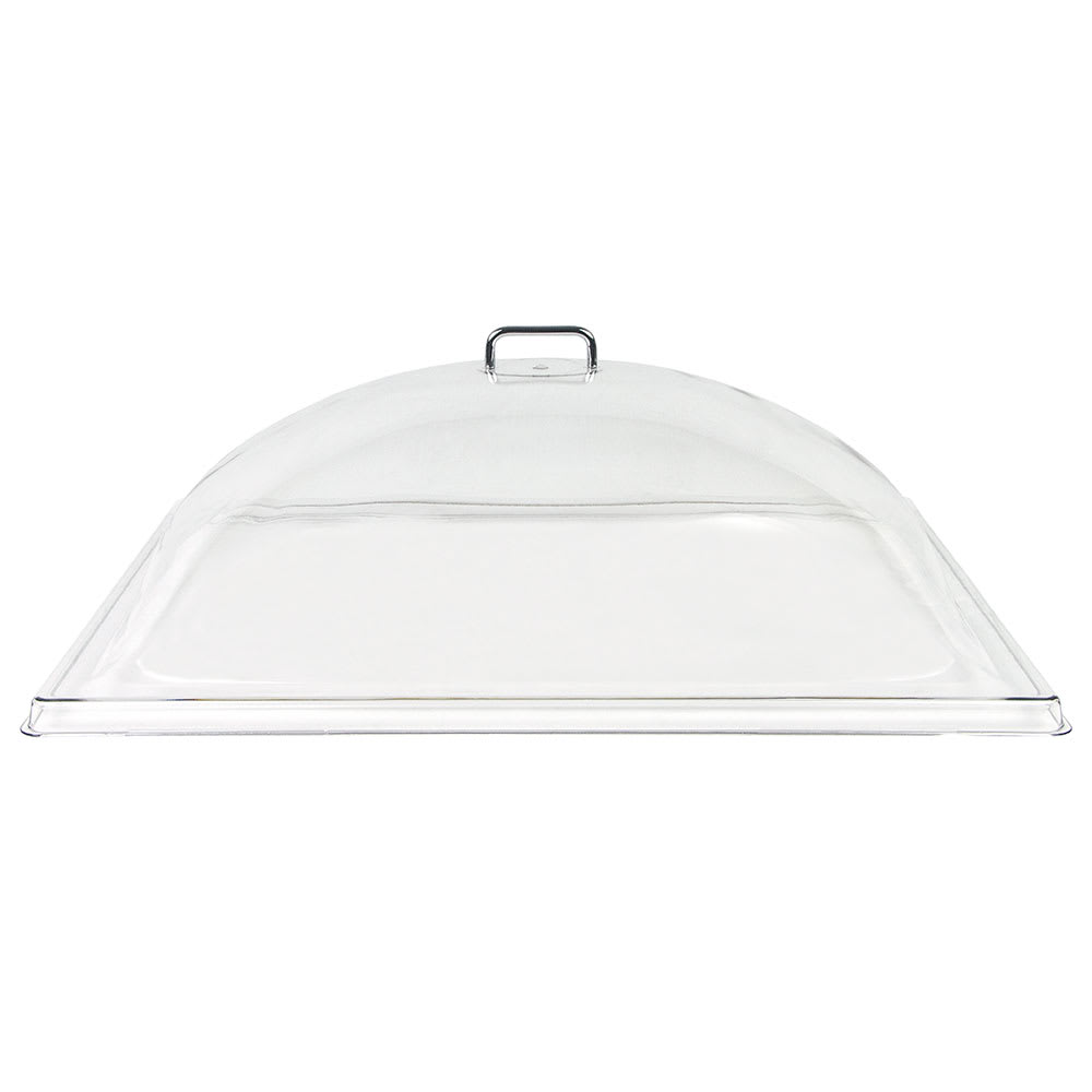 "Cambro DD1826CW135 Display Dome Cover - 18x26"" Polycarbonate, Clear"