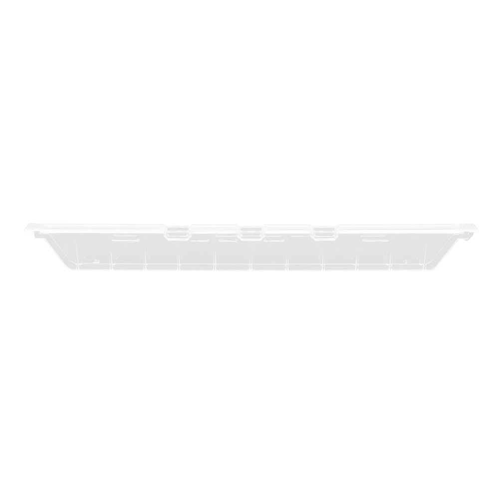 "Cambro DIV20135 20 7/8"" Divider Bar - Clear"