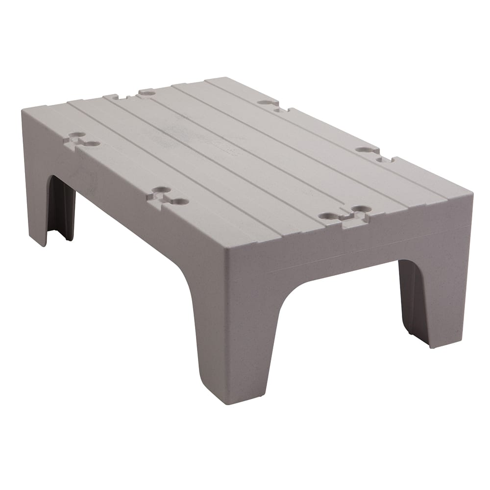 """Cambro DRS36480 36"""" Stationary Dunnage Rack w/ 1500-lb Capacity, Polymer"""