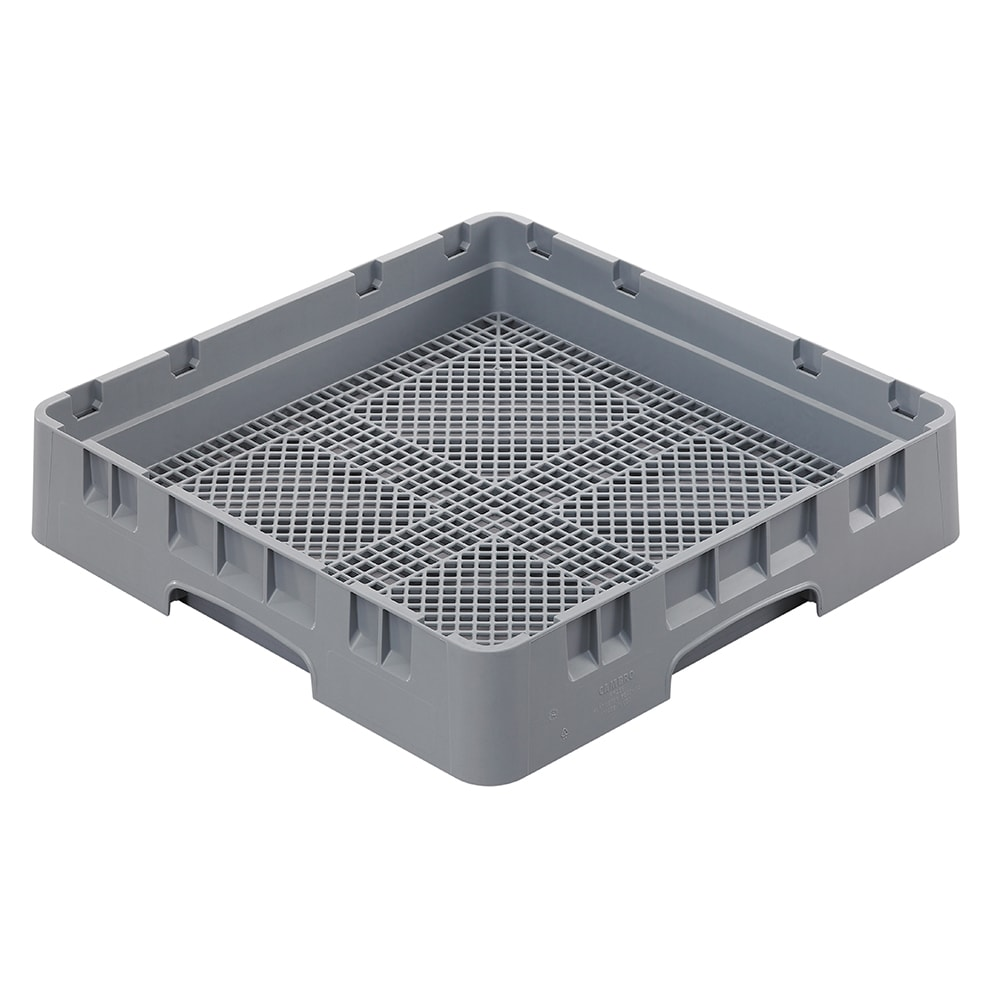 Cambro FR258151 Camrack Flatware Rack - Full Size, Soft Gray
