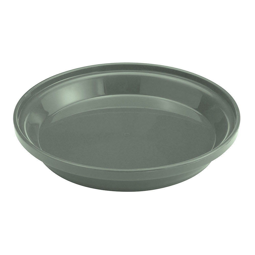 "Cambro HK39B447 9"" Plate Heat Keeper Base - Insulated, Meadow"