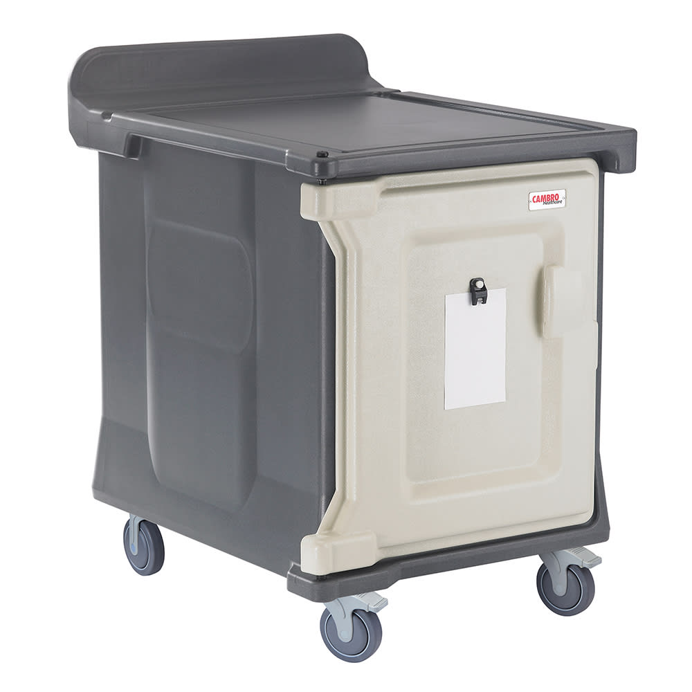 Cambro MDC1520S10191 10 Tray Ambient Meal Delivery Cart