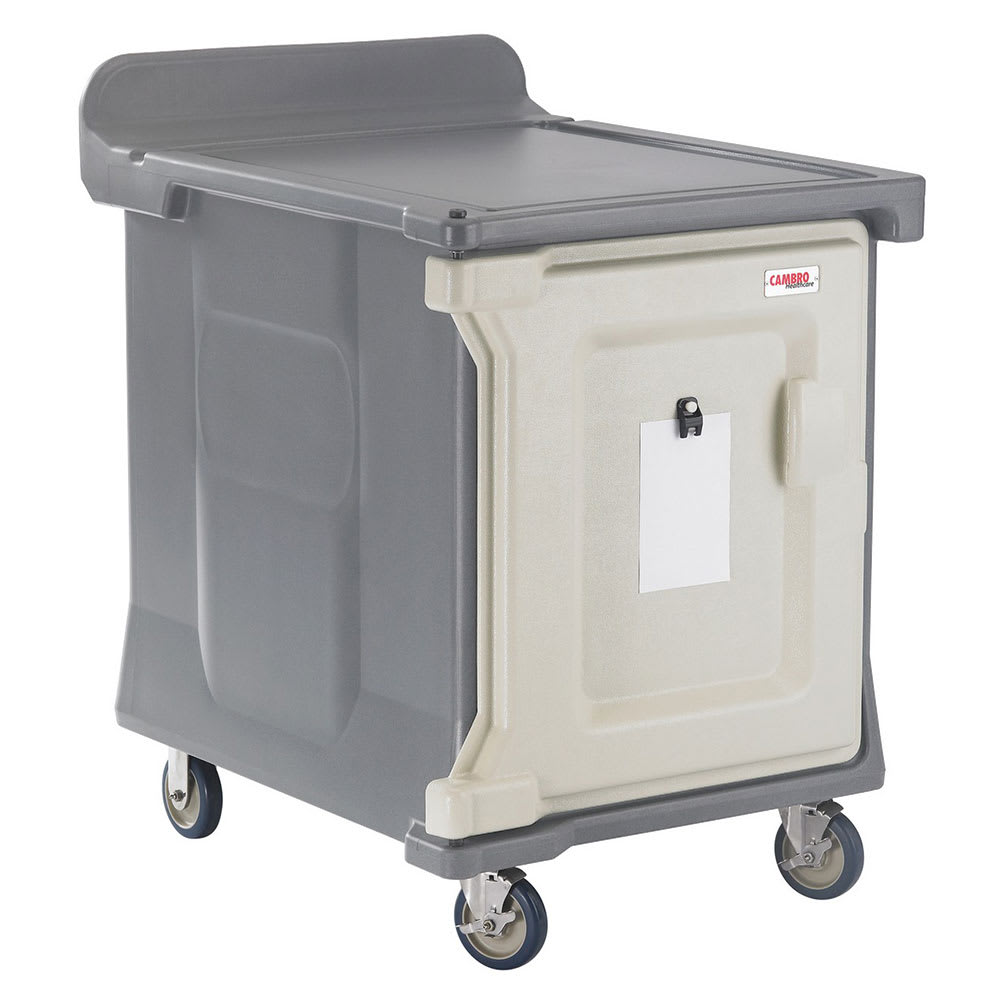 Cambro MDC1520S10HD191 10 Tray Ambient Meal Delivery Cart