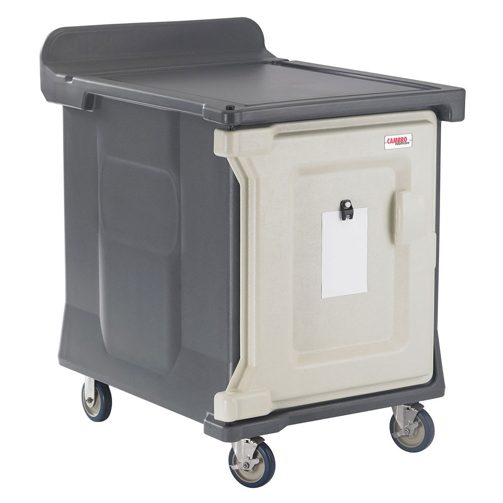 Cambro MDC1520S10HD194 10 Tray Ambient Meal Delivery Cart