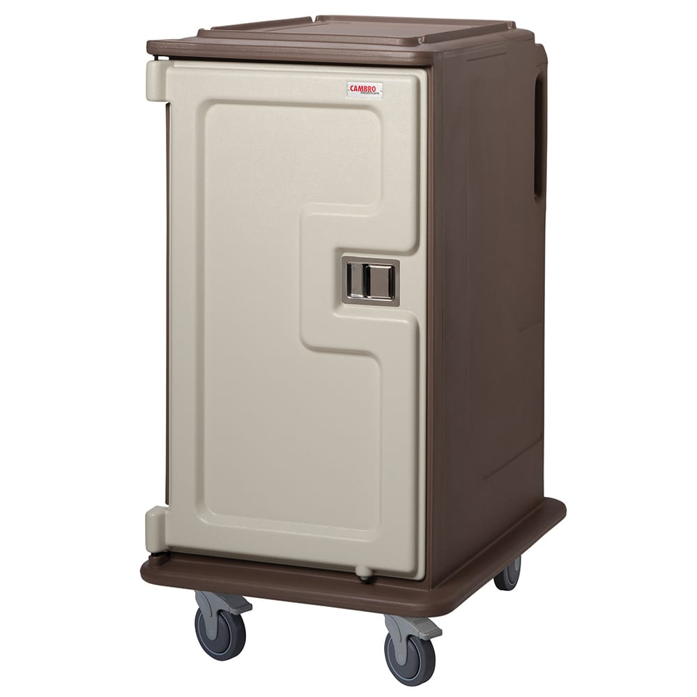 Cambro MDC1520T16194 20 Tray Ambient Meal Delivery Cart