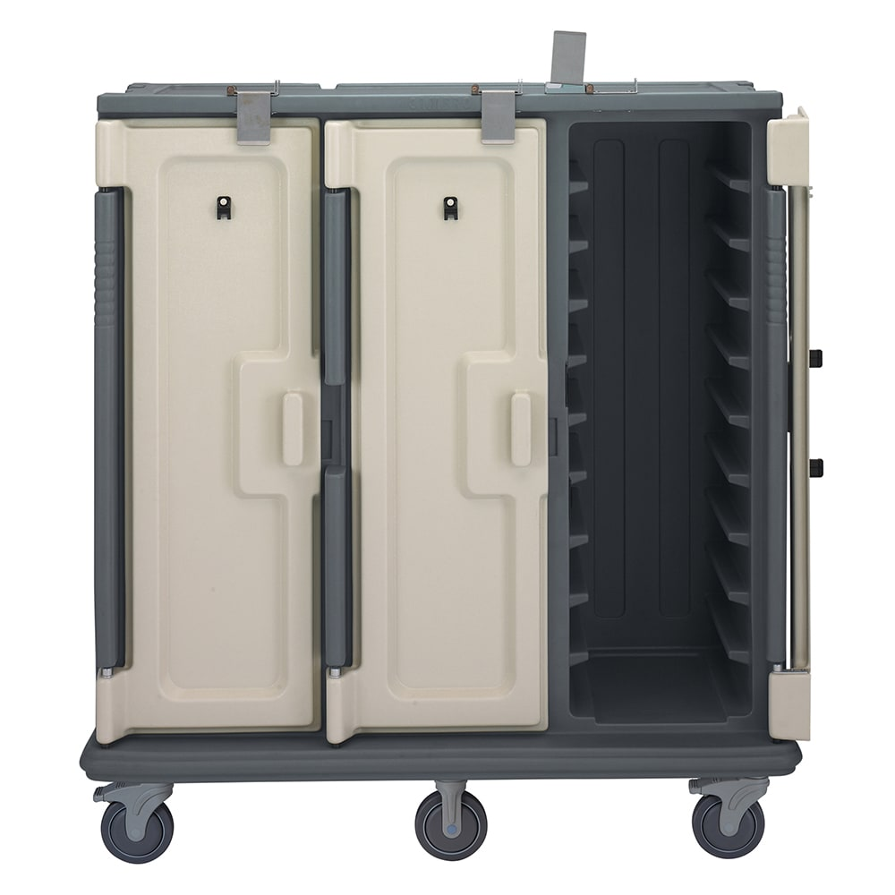 Cambro MDC1520T30191 30 Tray Ambient Meal Delivery Cart