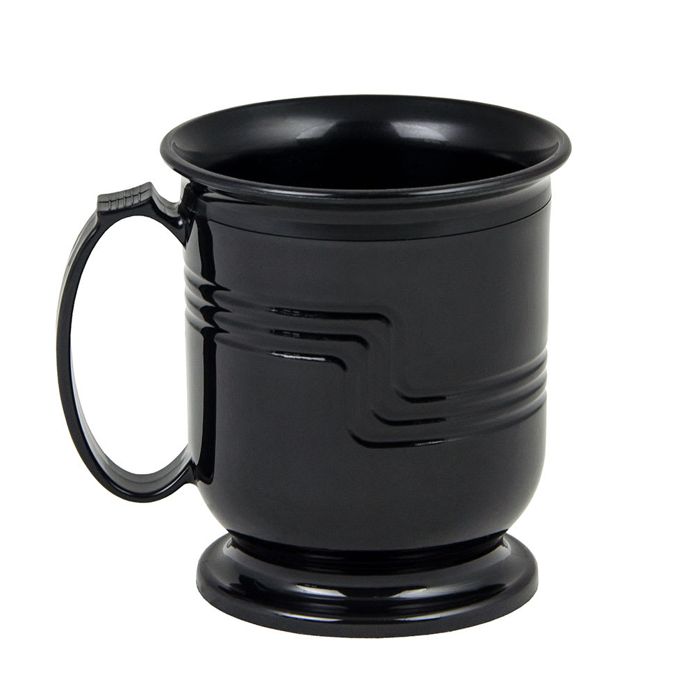Cambro MDSM8-110 8 oz Shoreline Collection Mug - Black