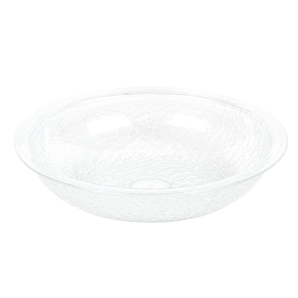 """Cambro PSB6176 6"""" Camwear Salad Bowl - 18.8-oz Capacity, Pebbled"""