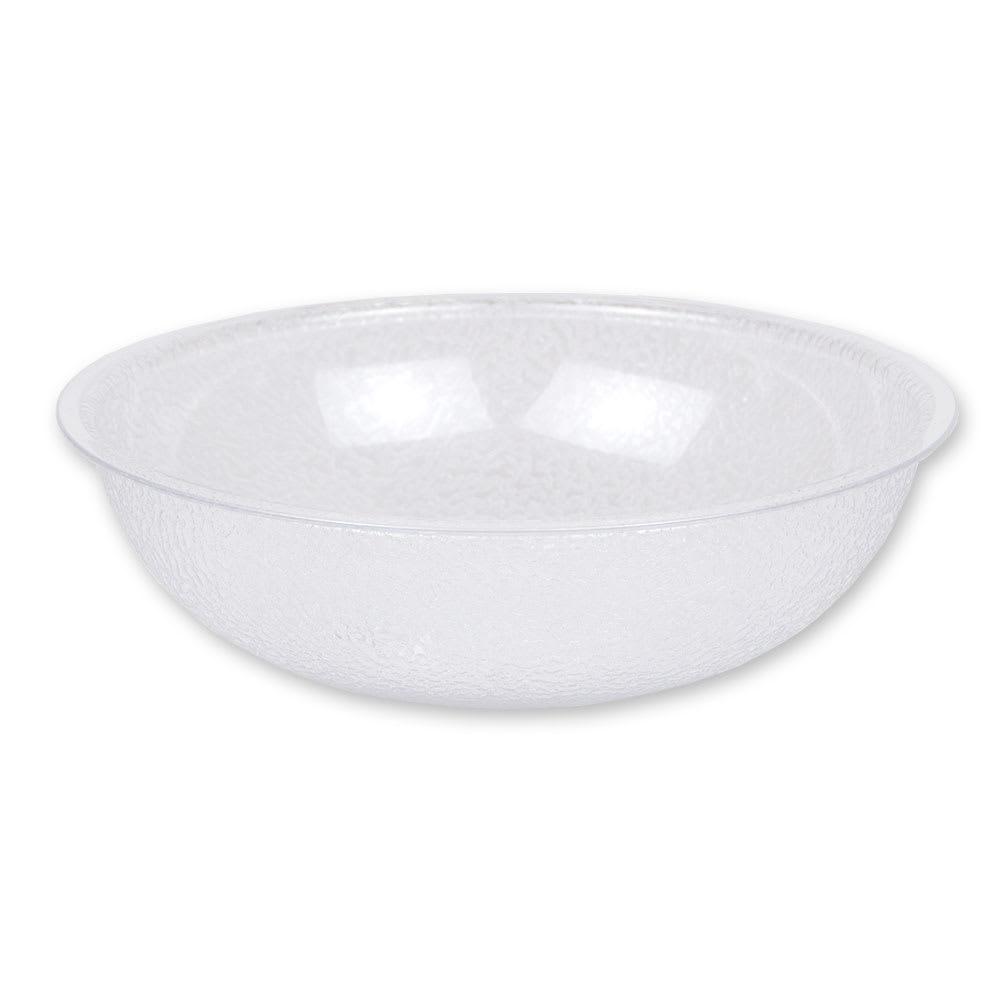 "Cambro PSB8176 8"" Camwear Salad Bowl - 1.8-qt Capacity, Pebbled"