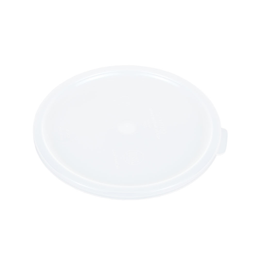 Cambro RFSC2148 Cover, for 2 & 4 qt Containers, Natural White