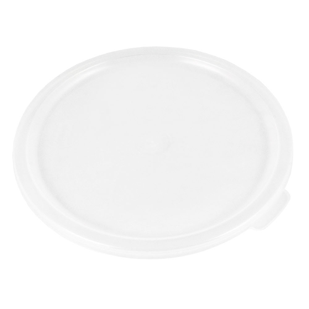 Cambro RFSC2PP190 Cover, for 2 & 4 qt Clear Containers, Translucent